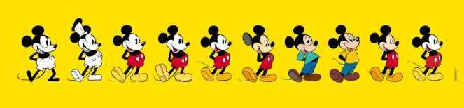 Mickey 90 l'Arte di un Sogno